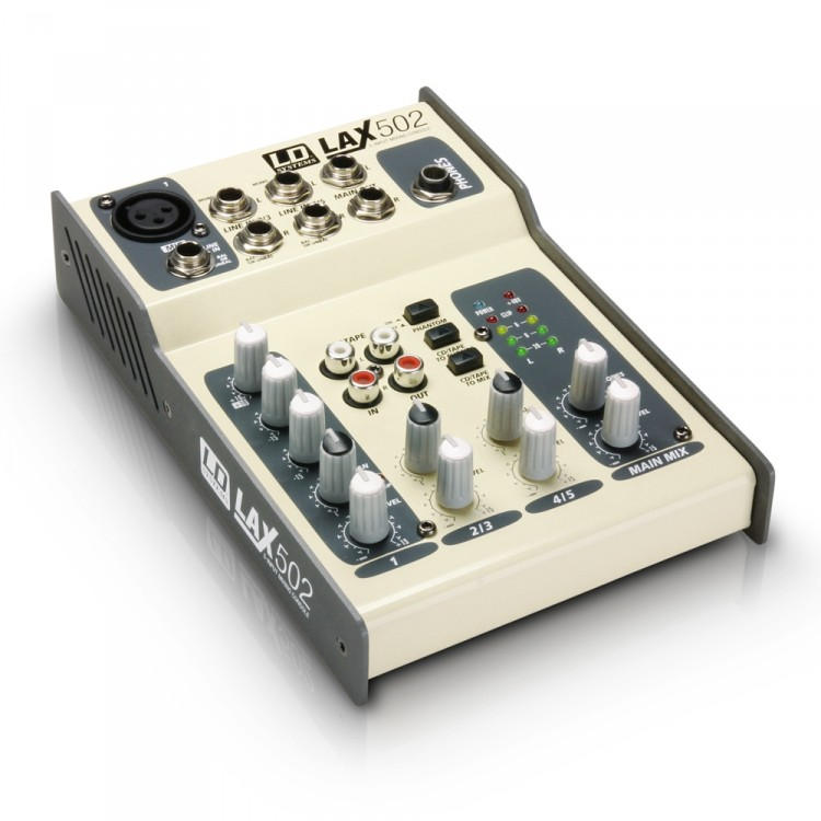 LD-Systems LAX502 mixer