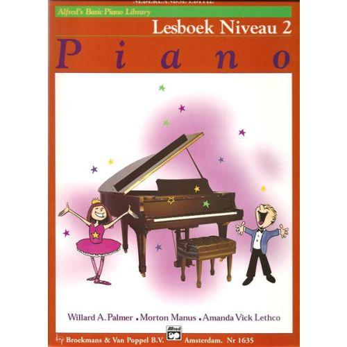 Alfred's Basic Piano Lesboek 2