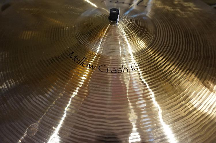 "Paiste 18"" line mellow crash"