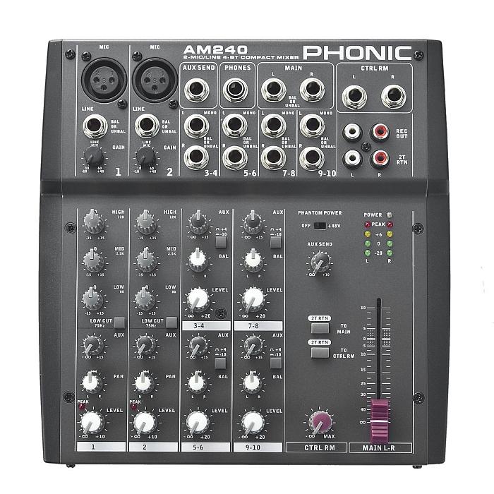Phonic AM 240