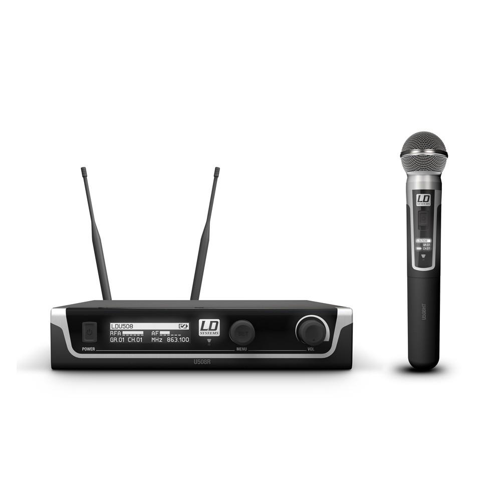 LD Systems microfoon set U508 HHD