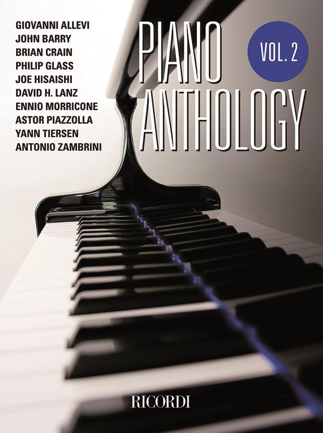 Piano Anthology Vol. 2
