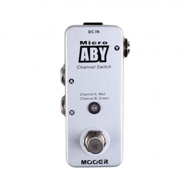 Mooer Micro ABY / Switcher