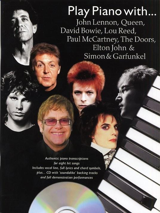 Play Piano With...John Lennon, Queen, etc.