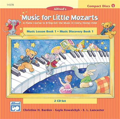 Music For Little Mozarts: CD 2-Disc Sets