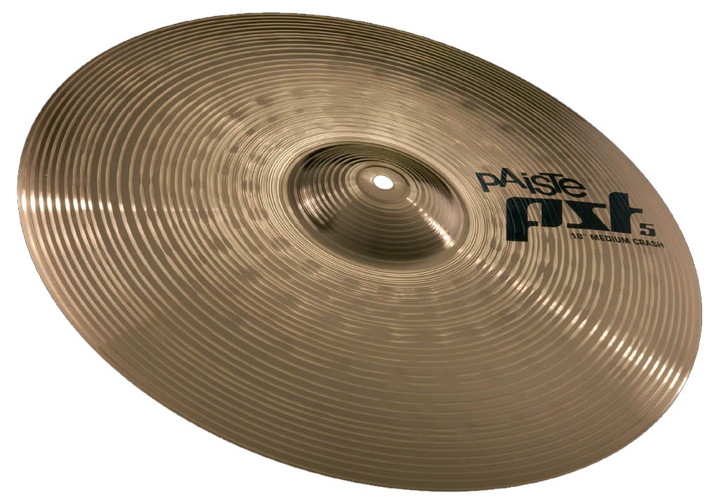 "Paiste Pst 5 18"" Medium Crash"
