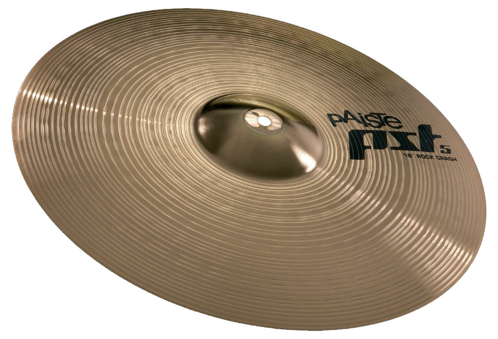 "Paiste Pst 5 16"" Rock Crash"