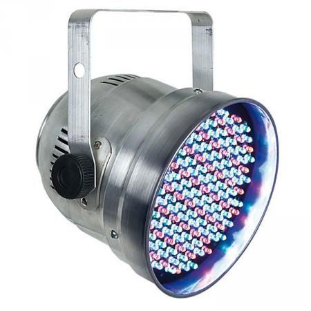 Showtec LED par 56 short Eco zilver