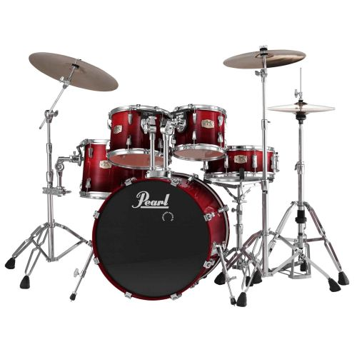 Pearl Session Custom SMX Red (Opruiming)