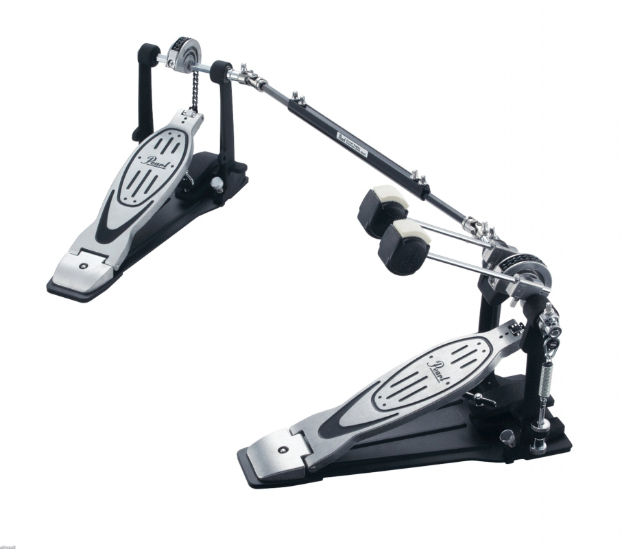 Pearl P-902 Power Shifter Twin Basdrum Pedaal