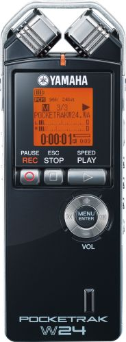 Yamaha Pocketrak W24 Recorder