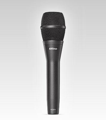 Shure-KSM9 Black Zangmicrofoon