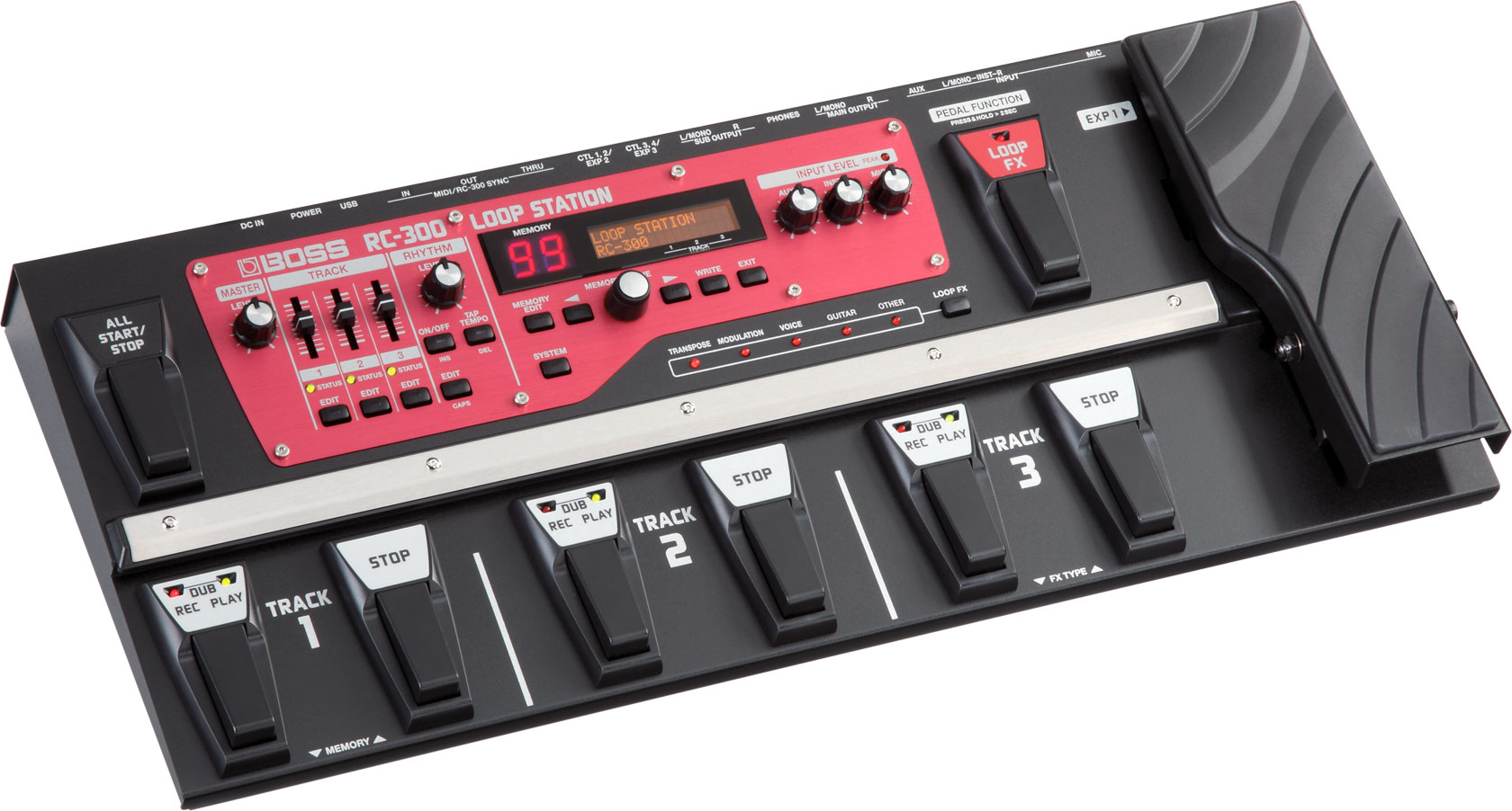 BOSS RC-300 Loopstation