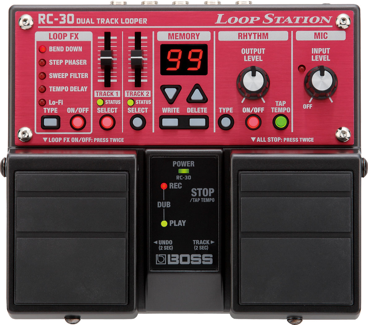Boss RC-30 Loopstation