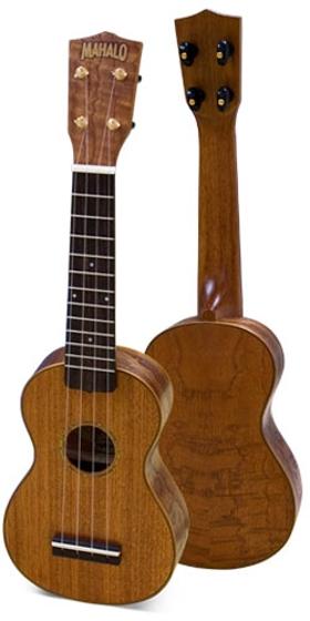 Mahalo U-LTD2 Limited Edition sopraanukelele