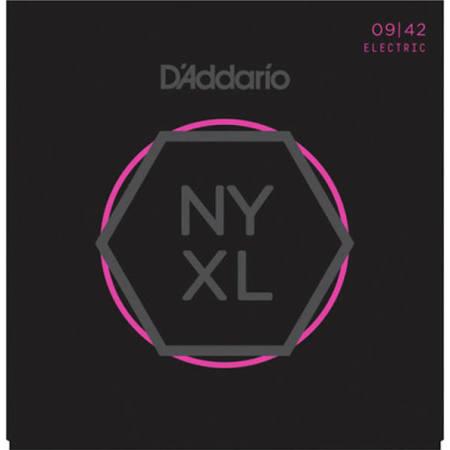 D'Addario NYXL snaren 09 42