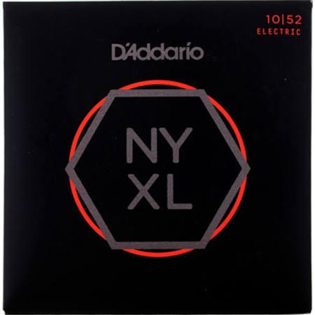 D'Addario NYXL snaren 10 52