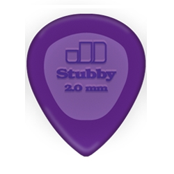 Dunlop Stubby 2.0 mm 6-pack