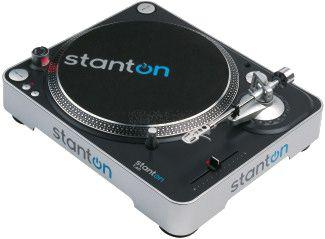 Stanton t60 draaitafel