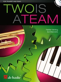 Two is a Team - Trompet & Piano (+CD)