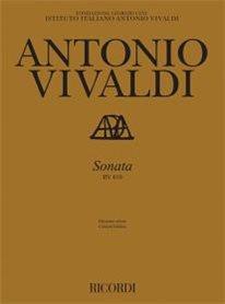 Antonio Vivaldi: Sonata RV 810 (viool)