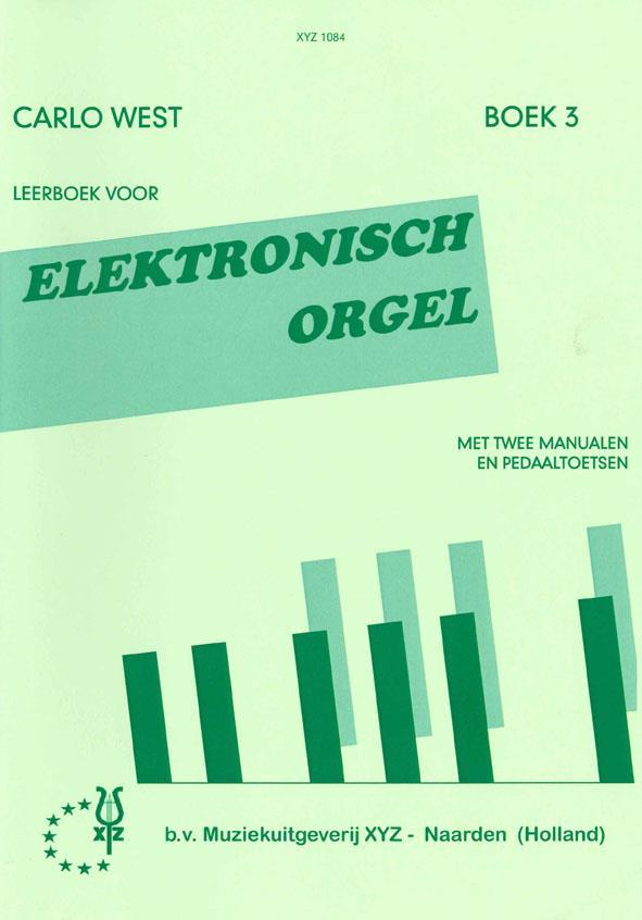 Elektronisch Orgel 03