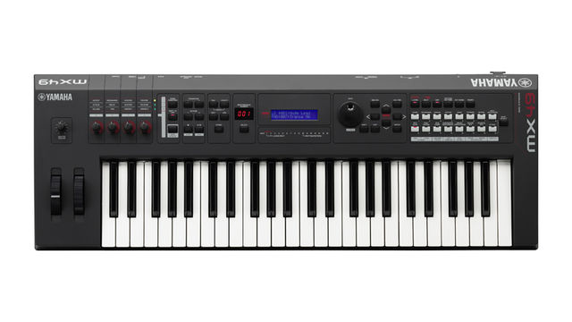 Yamaha MX49 synthesizer