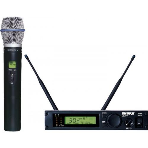Shure draadloze microfoon Beta  87A