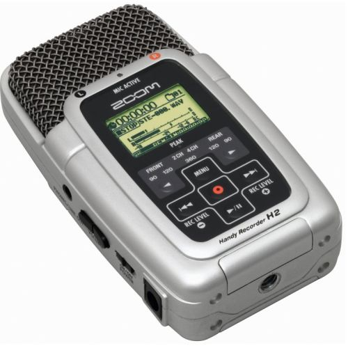 Zoom H-2 digital recorder